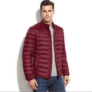 NWT- TOMMY HILFIGER Packable Down Puffer Jacket